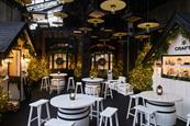 Chanel unveils ski lodge to entice New Yorkers