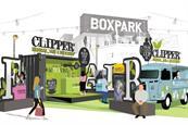 Clipper creates tea-swap pop-up