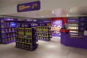 Cadbury partners John Lewis for Easter retro video store