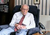 Captain Sir Tom Moore turns podcast host in Cadbury and Age UK campaign