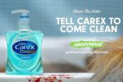 Carex maker hits back at Greenpeace in sustainability spat