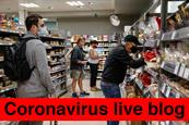 Coronavirus live blog: Vice offers free advertising to small businesses
