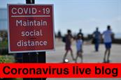 Coronavirus live blog: Cummings defence a 'govt comms disaster that could prove deadly'