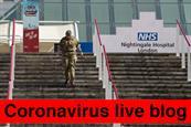 Coronavirus live blog: Purplebricks suspends TV ads