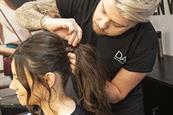 Tresemmé opens dry styling salon to promote Day 2 range