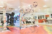 Dazed delivers futuristic beauty pop-up at Selfridges