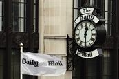 Daily Mail reports ad revenue almost halved in April and May
