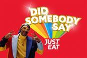 Just Eat: food-based lyrics written by Snoop Dogg