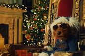 Snoop Dogg takes doggystyle to dizzying new heights in Just Eat's Christmas ad