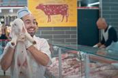 Supermarket sells living animals in controversial Vegan Friendly spot