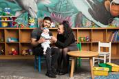 Home away from home: the charity has been helping families since 1989