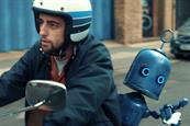 O2 uses blue robot 'Bubl' to showcase perks of mobile connectivity