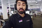 Currys PC World features real staff in campaign for ShopLive shopping service