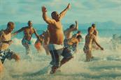 On The Beach: brand launched optimistic campaign in Q4