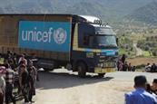 A call to arms: Unicef helped vaccinate almost half the world's children last year