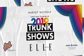 Harvey Nichols partners Elle for fashion showcase