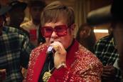 Elton John in Snickers' 'Rap battle' ad