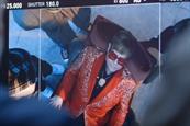 Behind the scenes at Snickers' Elton John 'rap battle' shoot