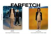 Farfetch: global brand campaign featured sellers and buyers