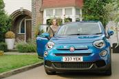 Krow has worked on a series of campaigns for the Fiat 500