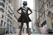 'Fearless Girl' wins black Pencil at D&AD Impact Awards