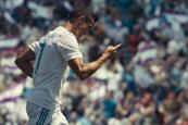 Ronaldo performs new football move in EA Sports' Fifa 18 campaign