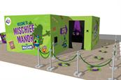 Haribo partners Global for Halloween pop-up experience