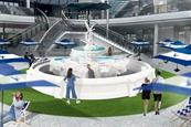 Grey Goose unveils French wishing fountain