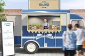 Hellmann's dishes up commonly wasted food items