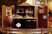 Hendrick's hosts hotel suite cocktail party
