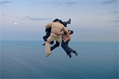 Burberry: the film marks the second time CCO Riccardo Tisci has teamed up with Megaforce
