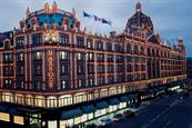 Harrods closes its 124-year-old bank