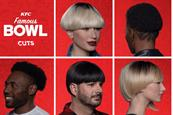 KFC offers 1990s bowl cuts to promote Famous Bowls