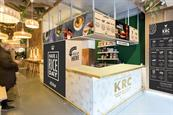 Kallo launches fast-food shop with healthy twist