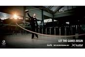 ScotRail ad: Glasgow 2014 games