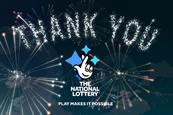 National Lottery Christmas campaign thanks players for transforming the nation