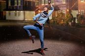 M&S bids to get UK 'jumping for joy' in Odd's Christmas debut ad