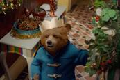 Paddington Bear: the children's favourite enabled M&S to beat John Lewis's launch day engagement