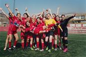 Nike and Gurls Talk capture future of grassroots women's football