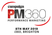 Performance Marketing 360 | 08 May 2019 | i360, Brighton