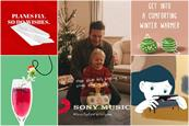 Pinterest and The Dots support creatives with Christmas competition