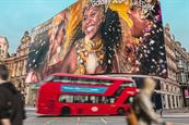 Samsung brings Notting Hill Carnival to The Piccadilly Lights