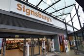 Sainsbury's: more than 100 staff have been taught how to sign key words