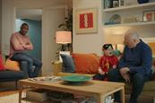 Mother's first ad for Sky TV brings back Idris Elba as cheerful narrator