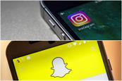 Snapchat: the messaging platform is losing users to rival Instagram