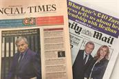 Sorrell in the headlines over 'sex, cash and bullying' claims