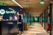 Spotify turns profit again in Q3 despite €9m of 'lost' ad revenue