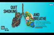 Stoptober campaign goes back to basics as pandemic prompts smokers to quit
