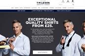 TM Lewin revealed as mystery brand behind shirtless Lineker campaign