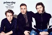 Amazon to host Take That gig to promote Prime membership